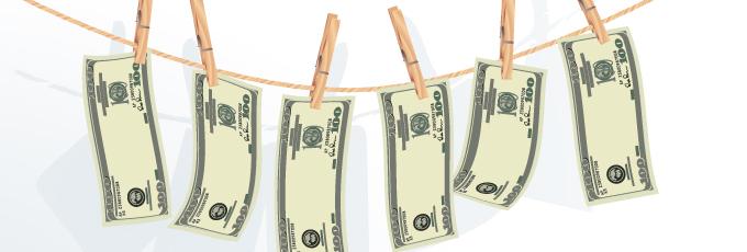 El lavado de dinero es un delito que pone en riesgo la economía mundial