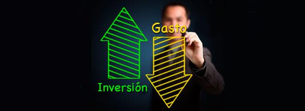 GASTO INVERSION