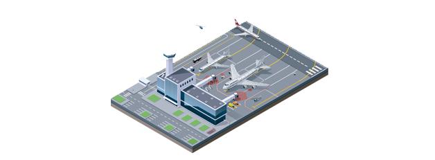 TUA aeropuerto