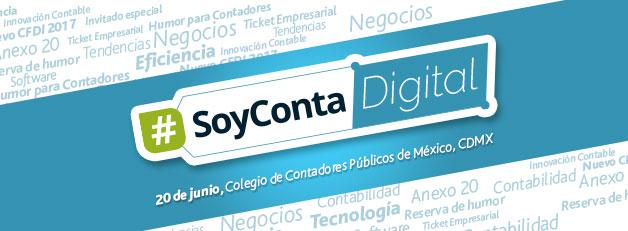 Soy Conta digital evento 20 junio
