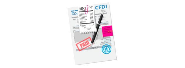 uso CFDI, versión 3.3
