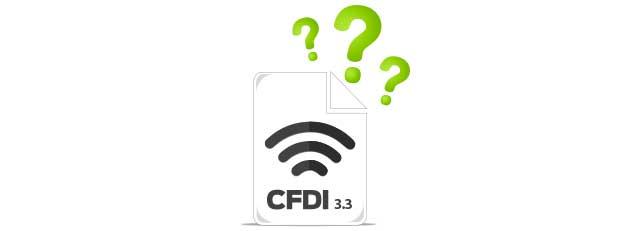 claves nuevo CFDI 3.3