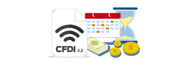 CFDI 3.3 anticipos